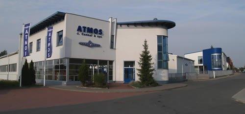 Здание компании ATMOS